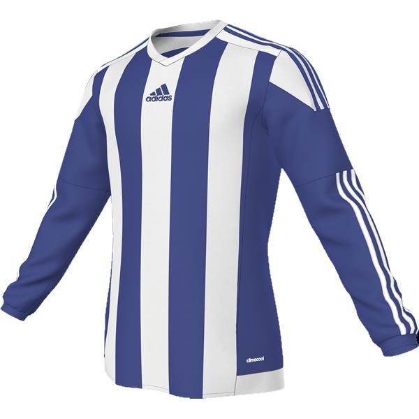 Adidas Striped 15 Long Sleeve Football Shirt Adult SET of 15