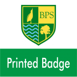 Printed Badge