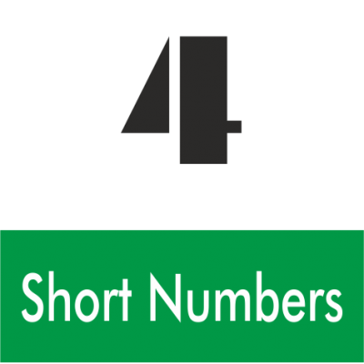 Short Numbers
