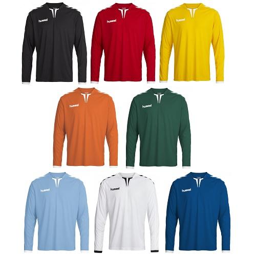 455339b50 Hummel Core Poly Long Sleeve Jersey Kids - Premier Teamwear