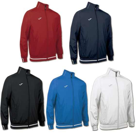 cb491a922823f Joma Campus II Microfibre Jacket Kids - Premier Teamwear