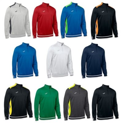 joma campus ii half zip multi