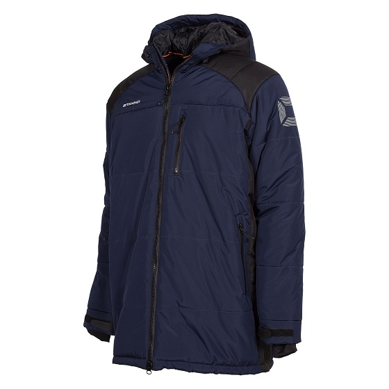 Stanno Centro Padded Coach Jacket Adults Premier Teamwear