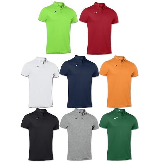 1672d9140f00a Joma Combi Hobby Polo Shirt Adults - Premier Teamwear