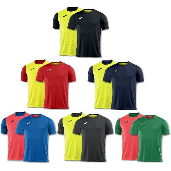 size 40 938d9 9bb56 Joma Combi Reversible T-Shirt Adults