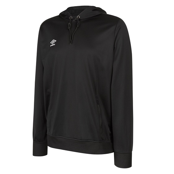 Umbro Club Essential Poly Hoody Adults