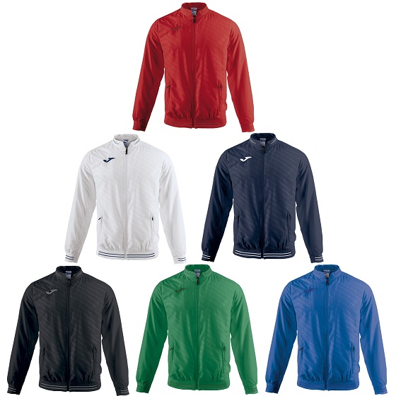 c0affade6cf5f Joma Torneo II Microfibre Jacket Adults - Premier Teamwear
