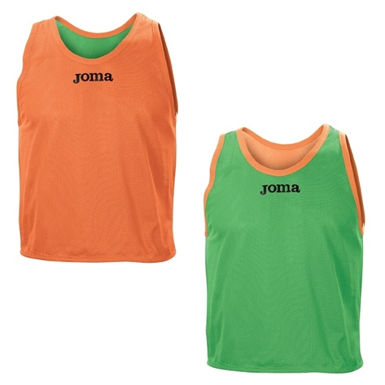 4826106376446 Joma Reversible Bibs Adults - Premier Teamwear