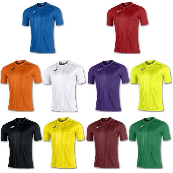 7c4a40d0c7 Joma Tiger Short Sleeve Football Shirt Adults - Premier Teamwear