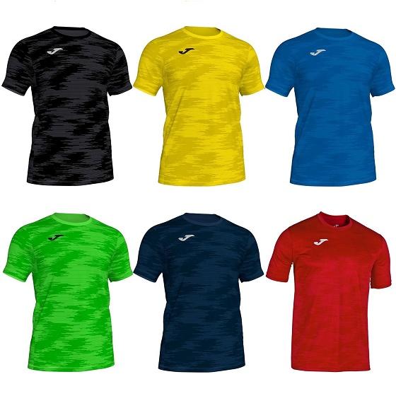 Joma Grafity Short Sleeve Football Shirt - Premier Teamwear 00177ce19