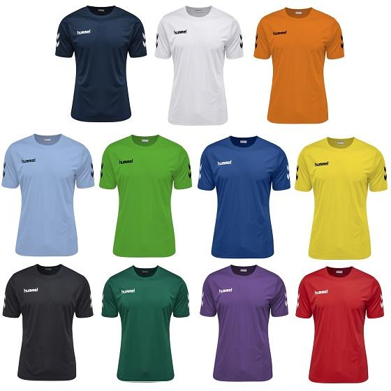 069d63f42 Hummel Core Hybrid Solo Short Sleeve Jersey Kids - Premier Teamwear
