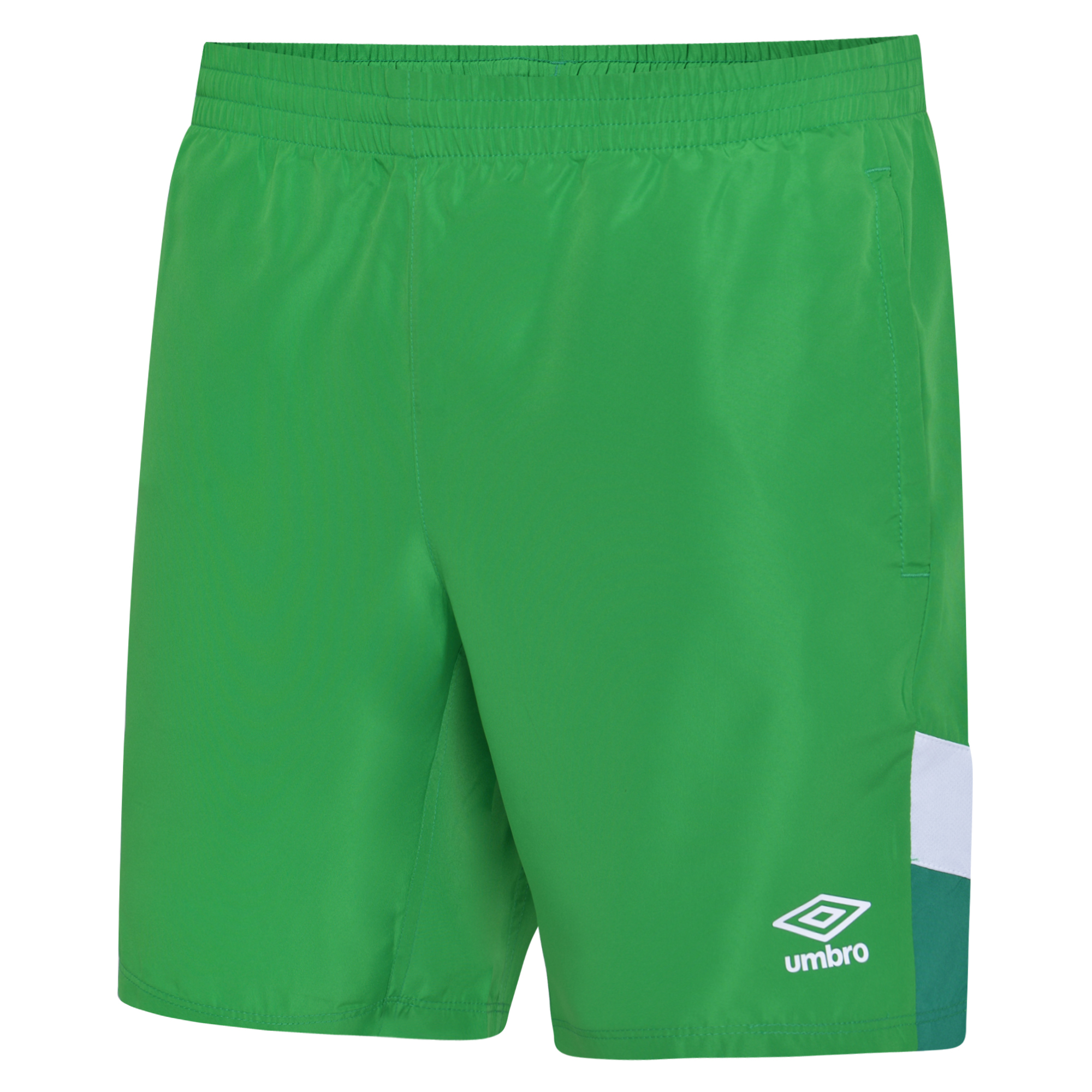 umbro shorts with zip pockets
