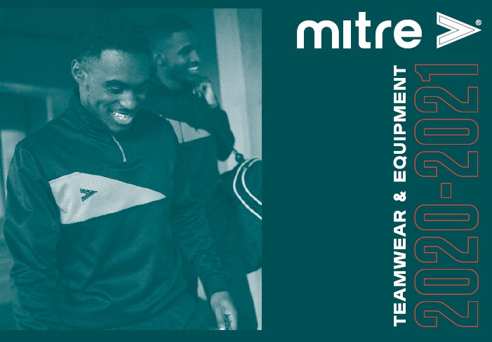 Mitre Teamwear Catalogue 2019