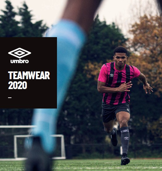 Umbro Teamwear Catalogue 2019