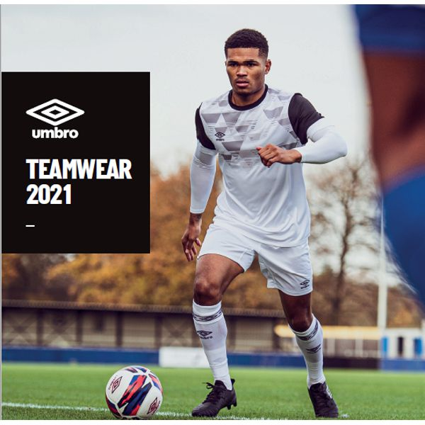 Umbro Teamwear Catalogue 2021