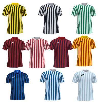 Joma Copa II Striped Jersey
