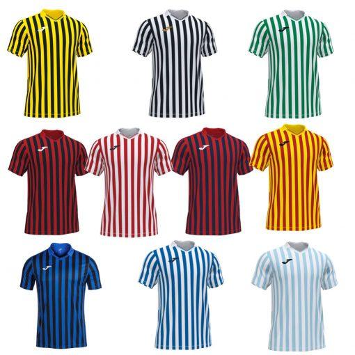 Joma Copa II Striped Jersey