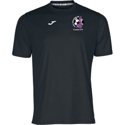 AFC Stoneham Black Training Shirt